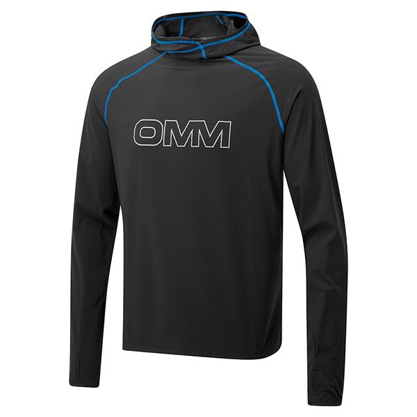 OMM Breeze Hood Black/Blue [OC147KBAXS][2020年新作]