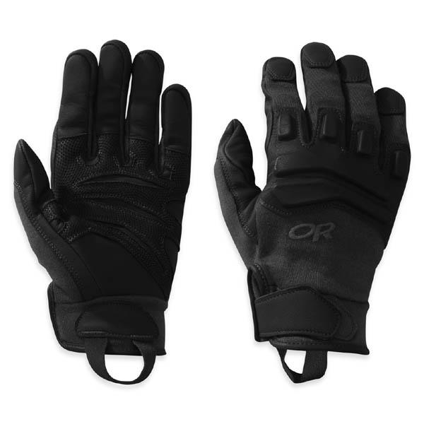 アウトドアリサーチ OUTDOOR RESEARCH Firemark Gloves Black [ファイヤーマークグローブ][ブラック][グローブ][手袋][耐火仕様][4/4 9:59まで ポイント10倍]
