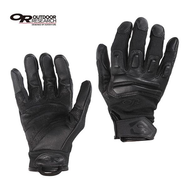 アウトドアリサーチ OUTDOOR RESEARCH ミリタリー ファイヤーマークグローブ ブラック [コンバットグローブ][Nomex素材][手袋]