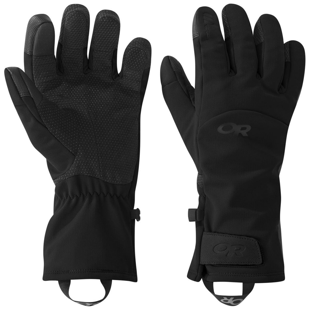 アウトドアリサーチ OUTDOOR RESEARCH Inception Aerogel Gloves Black