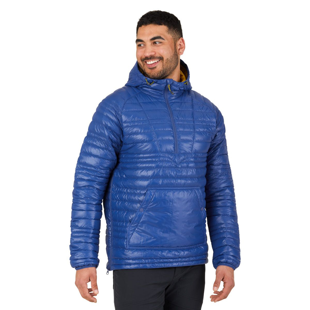 アウトドアリサーチ OUTDOOR RESEARCH Mens Down Baja Pullover Sapphire [2019年新作]