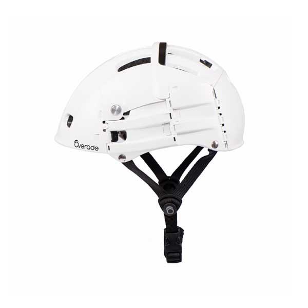 オーバーレイド Overade Plixi ヘルメット S/M WH [YSW-OV-SM-WH]