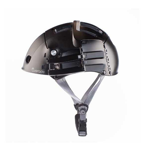 オーバーレイド Overade Plixi FIT ヘルメット S/M BK [YSW-OVfitSM-BK]