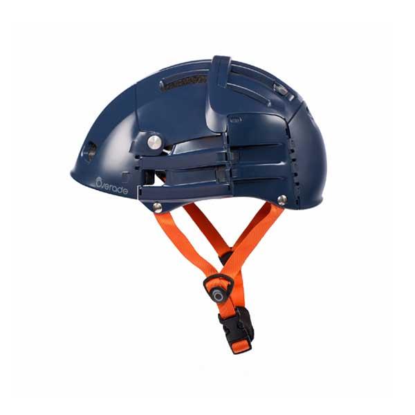オーバーレイド Overade Plixi FIT ヘルメット S/M BL [YSW-OVfitSM-BL]
