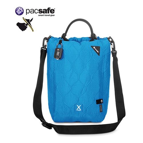 パックセーフ PacSafe トラベルセーフX15 Hブルー [バッグインバッグ][12970174616000][11/9 9:59まで ポイント10倍]