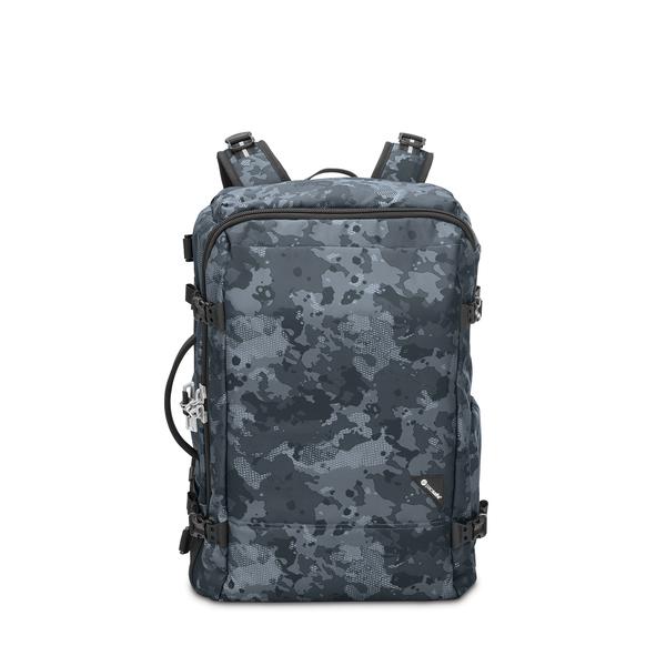 パックセーフ PacSafe バイブ 40 Grey Camo [バックパック][盗難防止機能][グレーカモ][10/26 9:59まで ポイント10倍]