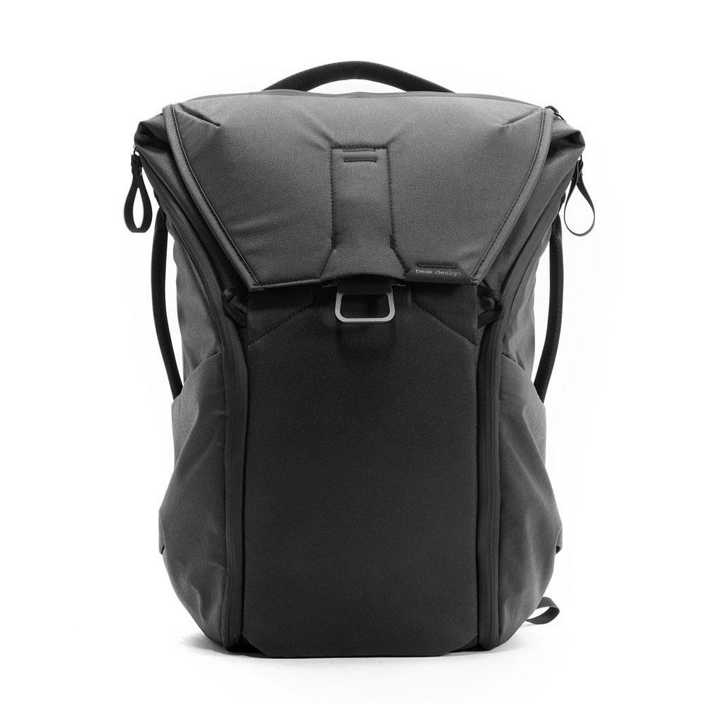 【あす楽対応 平日14:00まで】 ピークデザイン Peak Design Everyday Backpack 30L ジェットブラック [エブリディバックパック][カメラバッグ][2018年新作]