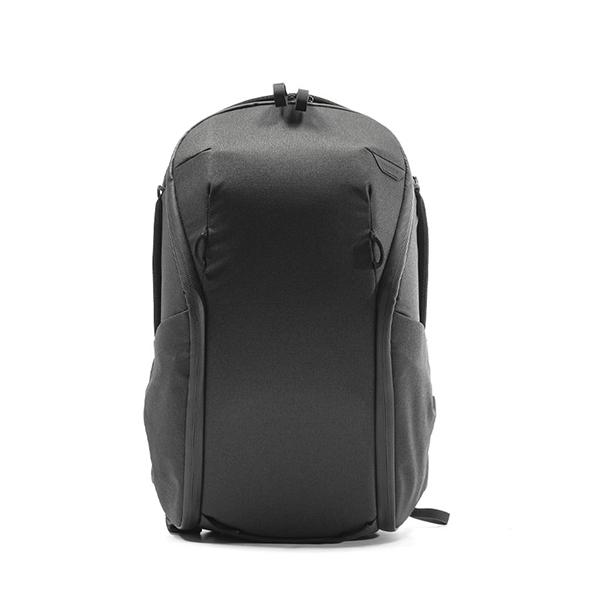 ピークデザイン Peak Design Everyday Backpack Zip 15L 黒 [BEDBZ-15-BK-2]