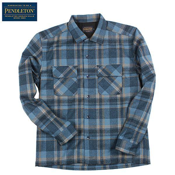 ペンドルトン PENDLETON ボードシャツ JPFit Indg