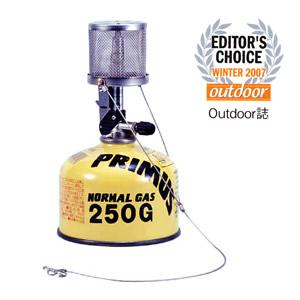 プリムス PRIMUS P-541 マイクロンランタン 点火装置付き [ガス式][防災グッズ]