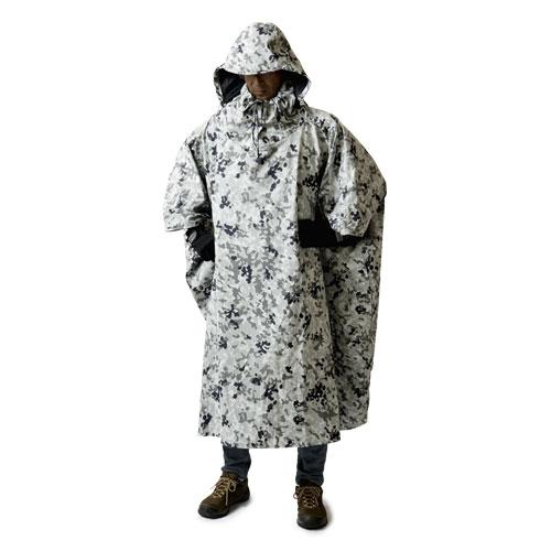 プロモンテ PUROMONTE アンアクター(迷彩ポンチョ) ポイント10倍] ホワイトカモ [ポンチョ][雨具][レインウェア][タープ][雨よけ][GKP02][8 プロモンテ/16 13:59まで PUROMONTE ポイント10倍], 爽快ペットストア:ab2fc64a --- officewill.xsrv.jp
