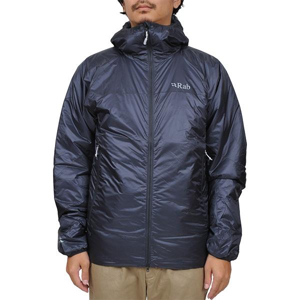 【vic2セール】 ラブ Rab Xenon Jacket Steel [QIO-48-ST][2019年新作]