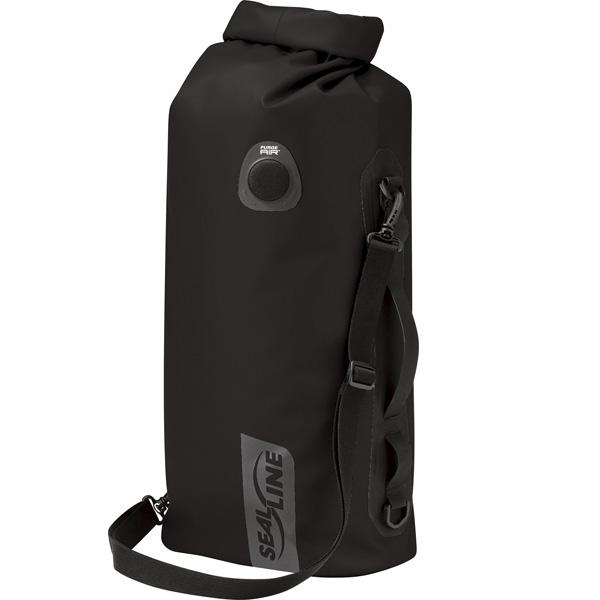 シールライン SealLine Discovery Deck Dry Bag ブラック 30L [ディスカバリーデッキドライバッグ][防水][32342]
