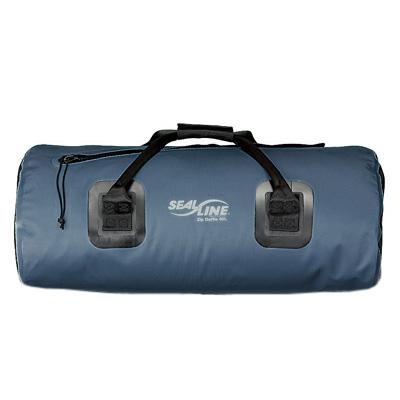 シールライン SealLine ZIP DUFFLE ブルー 40L [ジップダッフル][ドライバッグ][旅行][防水ダッフルバッグ]