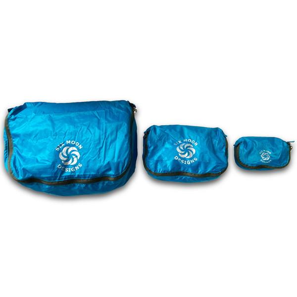 パックポッドセット ついに再販開始 シックスムーンデザインズ SIX MOON DESIGNS Pack 年間定番 Set Pod SMD-PPB Blue