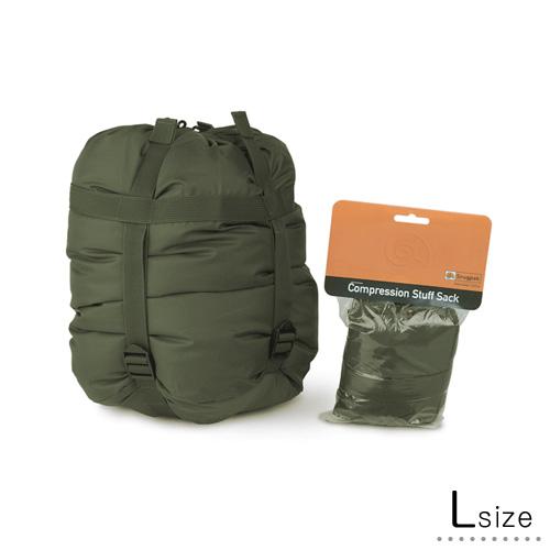 Snugpak Snag Pack Compression Sack Olive L Size Sacks Back Sleeping Bag Carry Bags Nylon