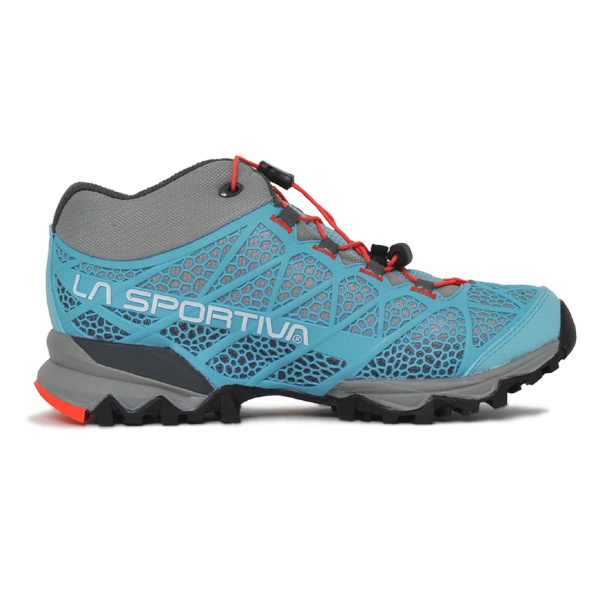 LA 馬總 La 馬總女性合成中期 GTX IceBlue [合成] [戈爾特斯] [迷航] [鞋] [攀岩鞋] [中期削減] [女]