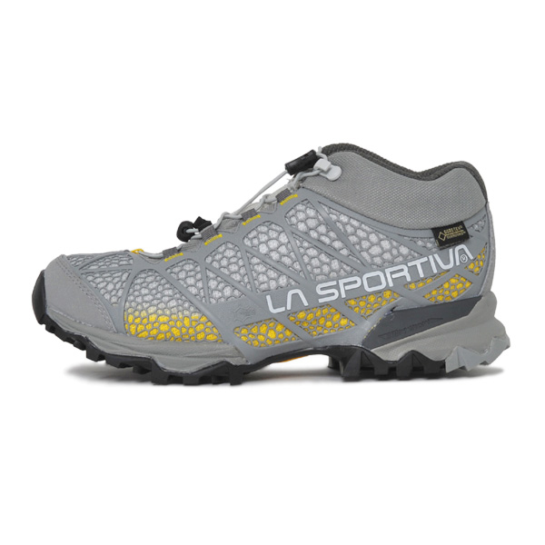 7c7b75d4f60 ラスポルティバ LA SPORTIVA Womens Synthesis Mid GTX MidGrey/Yellow [synthesis]  [Gore-Tex] [trekking] [shoes] [mountain climbing shoes] [mid ...