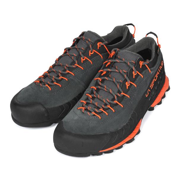 ラ スポルティバ LA SPORTIVA TX4 GTX Carbon/Flame [トラバース][X4][ゴアテックス][登山靴][シューズ][トレッキング][メンズ][GORE-TEX][7/6 13:59まで ポイント10倍]