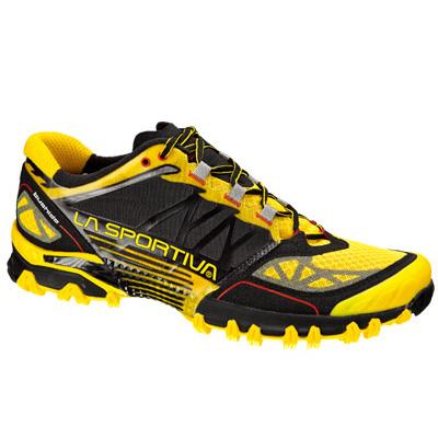ラ スポルティバ LA SPORTIVA Bushido Yellow/Black [ブシドー][イエロー][ブラック][メンズ][トレイルランニング][シューズ][26KYB][11/16 9:59まで ポイント10倍]