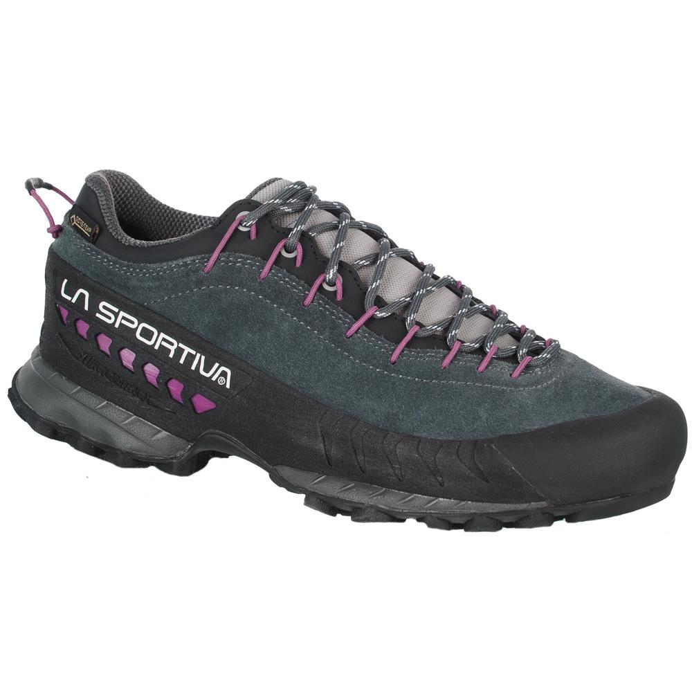 ラ スポルティバ LA SPORTIVA Womens TX4 GTX Carbon/Purple [トラバースX4][GORE-TEX][ゴアテックス][27B900500][2019年新作]