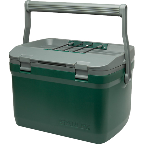 素晴らしい スタンレー STANLEY クーラーBOX 15.1L STANLEY グリーン クーラーBOX [クーラボックス][保冷][保存][3/29 9:59まで 9:59まで ポイント10倍], 南光町:b3a6a933 --- hortafacil.dominiotemporario.com