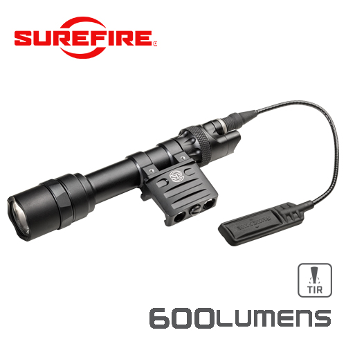 シュアファイア SUREFIRE M612U-BK スカウトULTRA RM45/DS07 BK