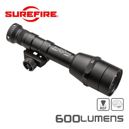シュアファイア SUREFIRE M600IB-Z68 ScoutLight IntelliBeam BK