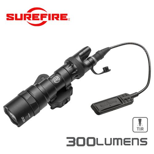 シュアファイア SUREFIRE M312C-BK ミニスカウト RM45/DS07 BK[3/1 9:59まで ポイント5倍]