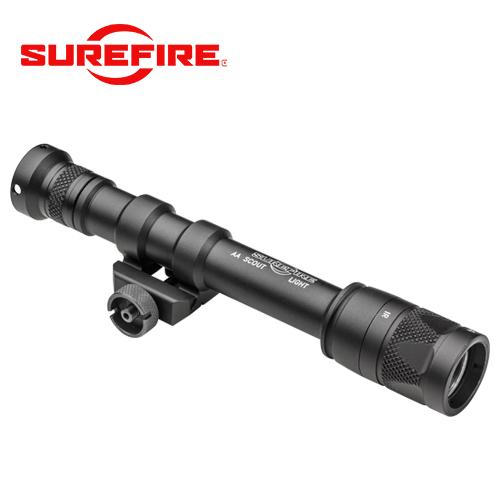 シュアファイア SUREFIRE M600AAV-B-Z68 IR SCOUT LIGHT BK