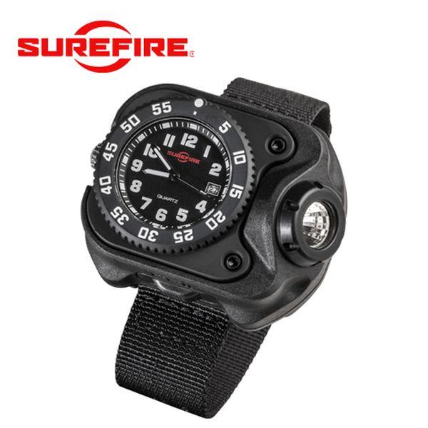 シュアファイア SUREFIRE 2211-B Compact Wristlight BK w/SurefireWatch [vic2]