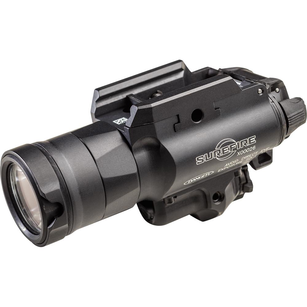 シュアファイア SUREFIRE X400UH ウルトラ LED ウェポンライト レッドレーザー[4/4 9:59まで ポイント5倍]