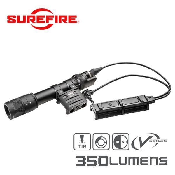 シュアファイア SUREFIRE SCOUT LIGHT V SERIES RM45BK DS-SR07-D-IT [vic2][3/1 9:59まで ポイント2倍]