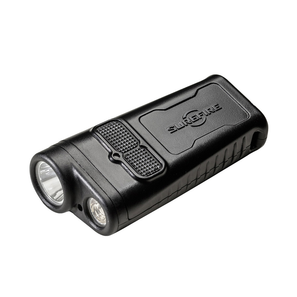 シュアファイア SUREFIRE GUARDIAN POLYMER FLASHLIGHT 12/19mmMV/IB