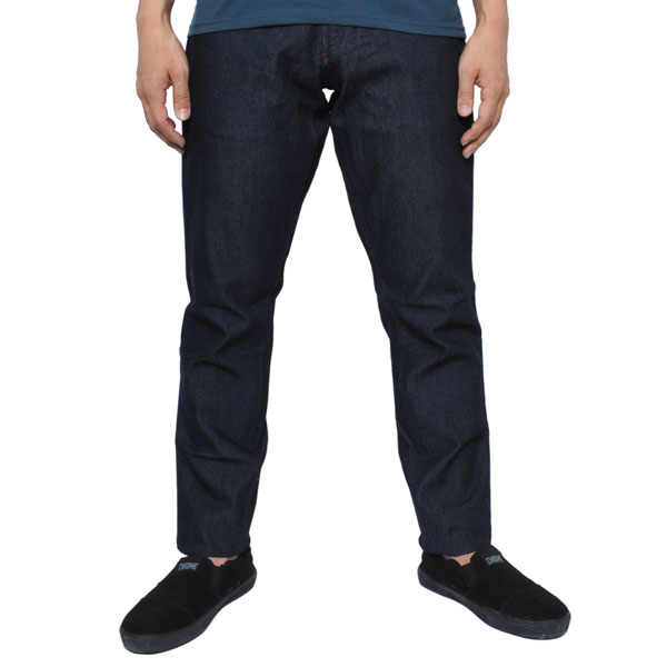 スワーブ SWRVE Codura Denim Regular Jeans Indigo [コーデュラデニムレギュラージーンズ][インディゴ][ロングパンツ][サイクルパンツ][防風][軽量]