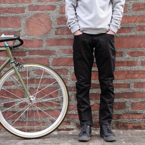 スワーブ SWRVE Codura Denim Pants Regular Black [コーデュラデニムパンツ][レギュラー][ブラック][ロングパンツ][11/16 9:59まで ポイント3倍]