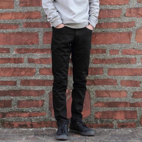 スワーブ SWRVE Codura Denim Pants Skinny Black [コーデュラデニムパンツ][スキニー][ブラック][ロングパンツ][11/16 9:59まで ポイント3倍]
