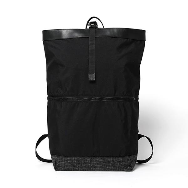 【あす楽対応 平日13:00まで】 タイタイ TAITAI Ultralight Backpack KITE Black