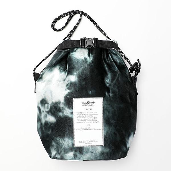 【 平日13:00まで】 タイタイ TAITAI Ultralight Cooler Bag Tiedye Black