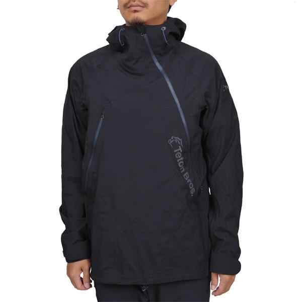 ティートンブロス Teton Bros. Tsurugi Jacket KB Navy Black [ツルギジャケット][ニットバッカー][シェル][アウター][ポーラテック][TB193-100422]