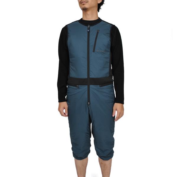 【あす楽対応 平日13:00まで】 ティートンブロス Teton Bros. Hoback Hybrid Suit Graphite [ホバックハイブリットスーツ][グラファイト][ツナギ][ワンピース][中綿]