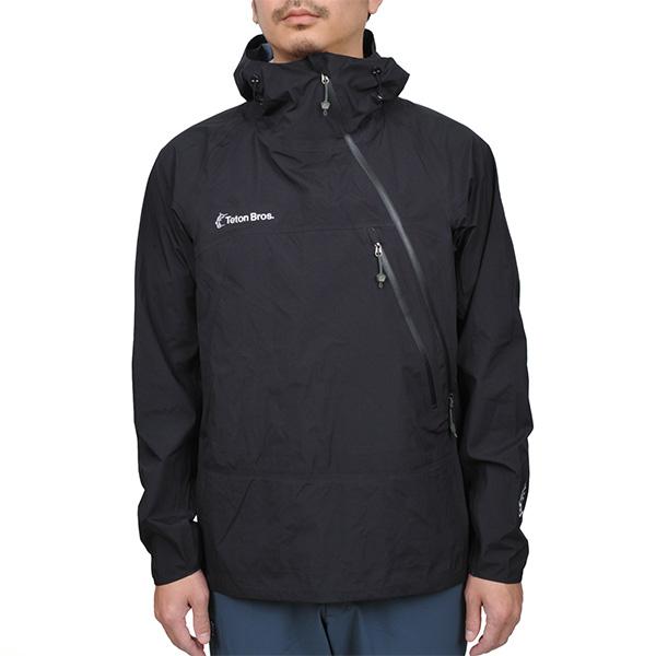 ティートンブロス Teton Bros. Tsurugi Lite Jacket 2.0 Black [TB201-030521][2020年新作]