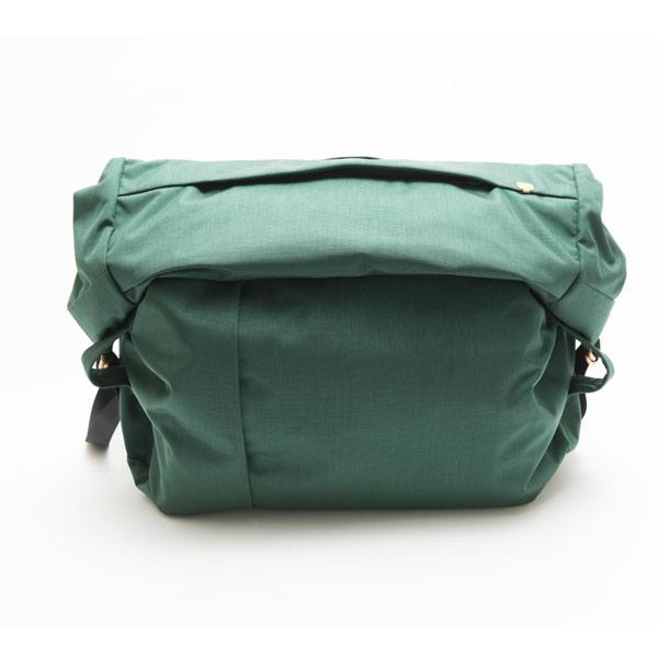 カメラバッグ メッセンジャーバッグ ショルダーバッグ サードアイチャクラ The 3rd Eye Chakra The Field Bag #001 Small Green [フィールドバッグ][スモール]