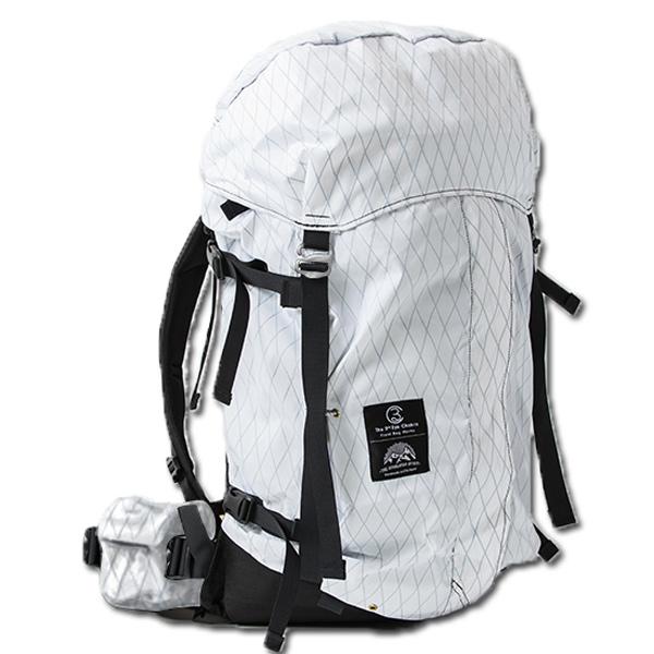 サードアイチャクラ The 3rd Eye Chakra The Back Pack #001 40L White [バックパック][ホワイト]