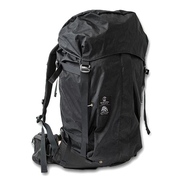 サードアイチャクラ The 3rd Eye Chakra The Back Pack #001 60L Black