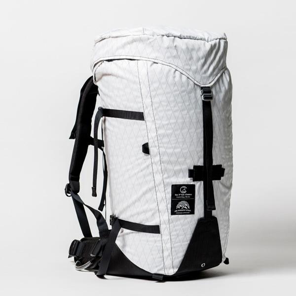 サードアイチャクラ The 3rd Eye Chakra The Back Pack #002 50L White [バックパック]