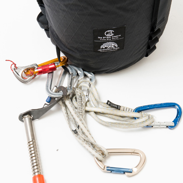 f1857696e5b7 ... サードアイチャクラ The 3rd Eye Chakra The Back Pack #002 Packable 25L White[3/1  9:59まで ポイント10倍]