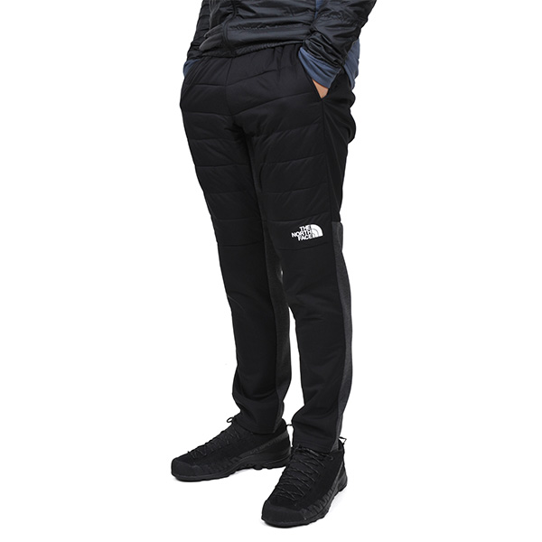 【vic2セール】 ノースフェイス THE NORTH FACE Hybrid Tech Air Insulated Pant ミックスチャコール (ZC) [NY81978][2019年新作]