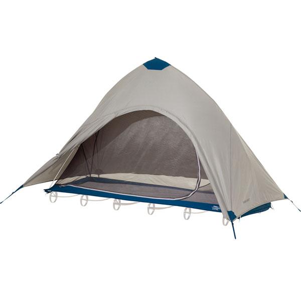 サーマレスト THERM A REST LuxuryLite Cot Tent ラージ/エクストララージ [テント][コット][防水][レインフライ][シェルター]