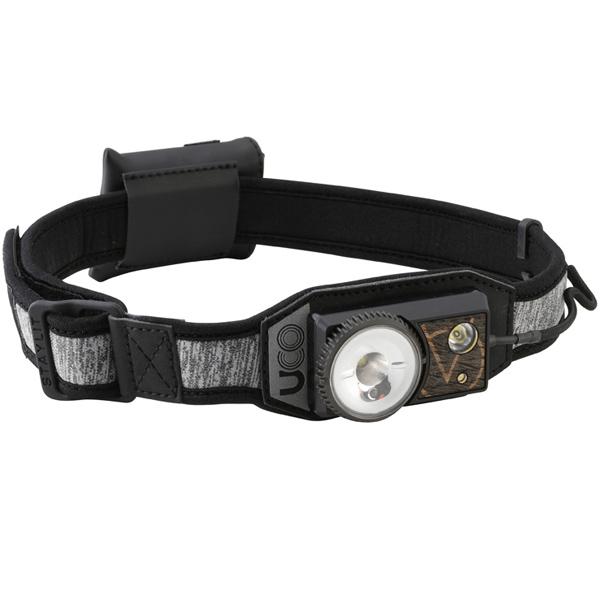 UCO ベイパー+ リフレクティブグレー [ヘッドライト][電池式][充電式]
